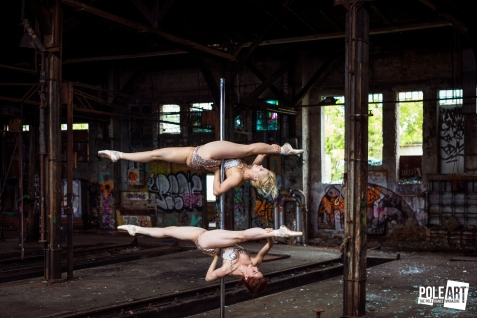 Pole Art Magazine Double Jade